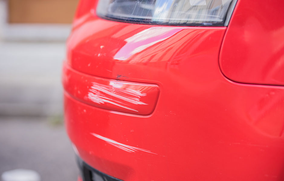 Scratch and Dent Repairs